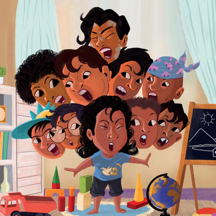 ரகளை ராவணன் – Story