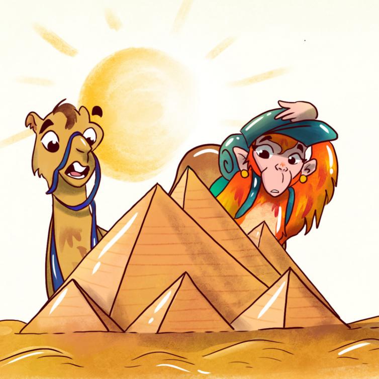 மிப்புவின் பயணங்கள் – Story